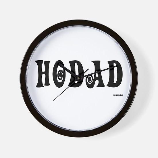 Hodad - On a Wall Clock