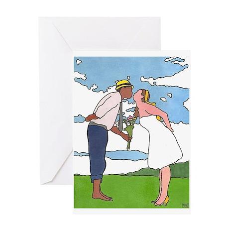Interracial love cards