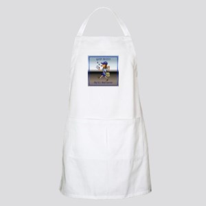 Mail Carrier BBQ Apron