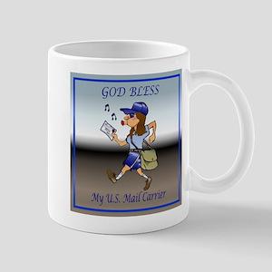 Mail Carrier Mug