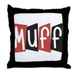 Muff Throw Pillow