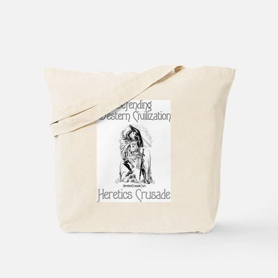 Heretic's Crusade Tote Bag