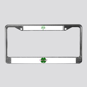 CELTIC ROCKS License Plate Frame