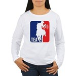 Tea Party Logo Women's Long Sleeve T-Shirt