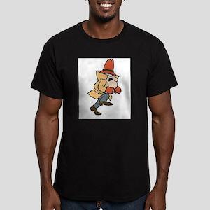 Sneaker Men's Fitted T-Shirt (dark)