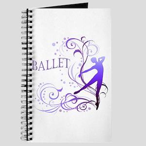 Ballet - scroll Journal