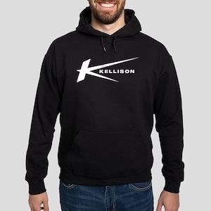 Kellison cars logo Hoodie (dark)