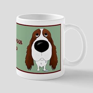 Big Nose Springer Spaniel Dad Mug