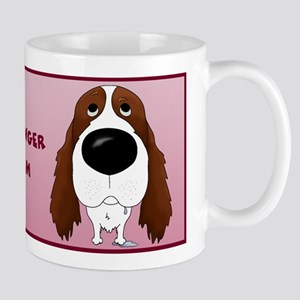 Big Nose Springer Spaniel Mom Mug
