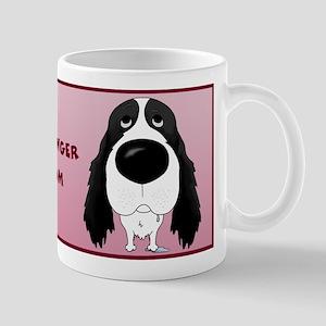 Big Nose Springer Spaniel Mom Mug
