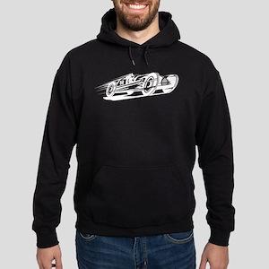 Vintage Indy Racer Hoodie (dark)