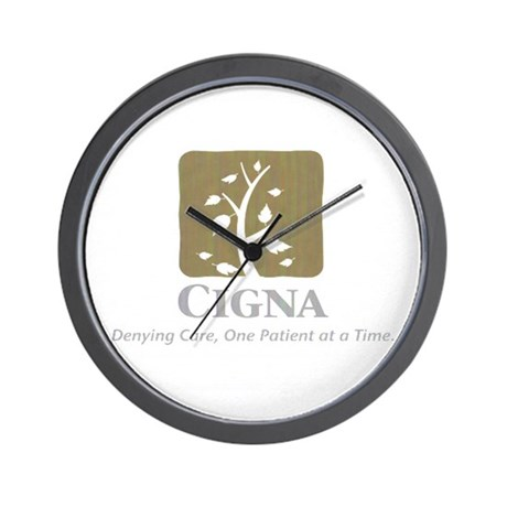 Cigna - Denying Care, One Patient at a Time. Wall