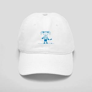 Ice Princess (blue) Cap