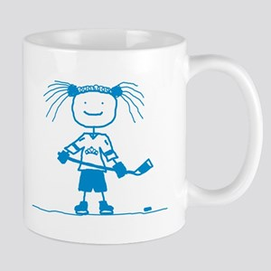 Ice Princess (blue) Mug