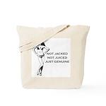 just genuine Tote Bag