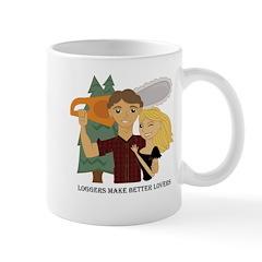 Logger's Make Better Lover's Mug