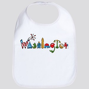 Washington, D.C. Bib