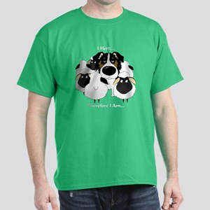 Aussie - I Herd... Dark T-Shirt