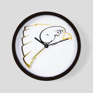 Shaheen Falcon (Persian) Wall Clock