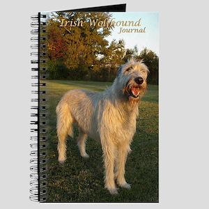Irish wolfhound Journal SA-2009