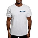 FOD Buster Ash Grey T-Shirt