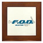 FOD Buster Framed Tile