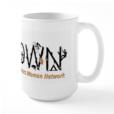 TOWN logo Mugs