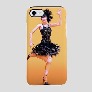 Flapper Dancing iPhone 7 Tough Case