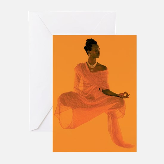 Cute Buddhist Greeting Cards (Pk of 10)