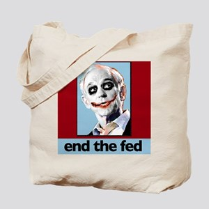 Ron Paul - End The Fed 1 Tote Bag