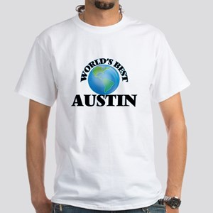 World's Best Austin T-Shirt