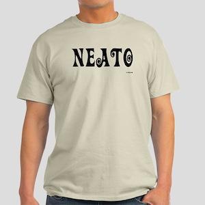 Neato - On a Light T-Shirt