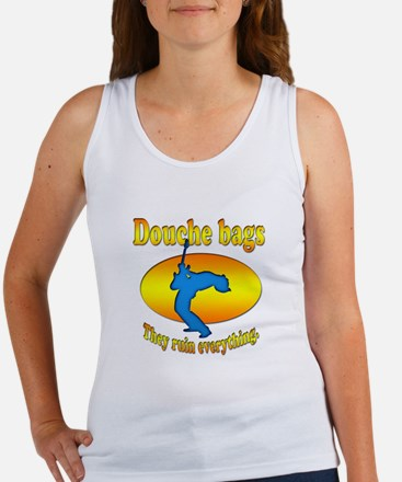 Douche Bags Women's Tank Top