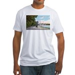 1911 Lake Harriet Boulevard Fitted T-Shirt