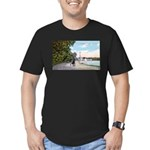 1911 Lake Harriet Boulevard Men's Fitted T-Shirt (