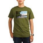 1911 Lake Harriet Boulevard Organic Men's T-Shirt