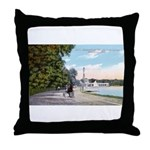 1911 Lake Harriet Boulevard Throw Pillow