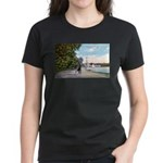 1911 Lake Harriet Boulevard Women's Dark T-Shirt