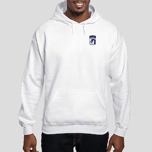 18th Airborne Corps Hooded Sweatshirt