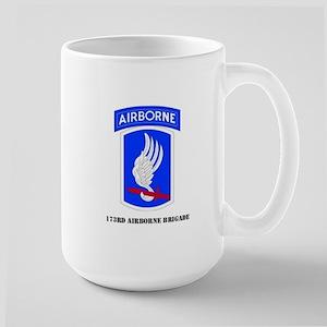 173rd Airborne Brigade Large Mug
