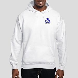 Army Airborne School Hooded Sweatshirt