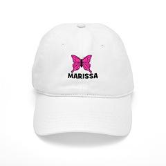 Butterfly - Marissa Baseball Cap