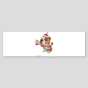 american bulldog bulldogs Bumper Sticker