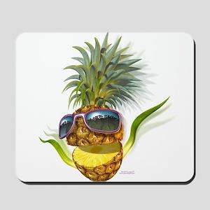 pineapple pineapples Mousepad