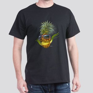 pineapple pineapples Dark T-Shirt