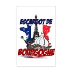 French Mini Poster Print