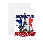 French Greeting Cards (Pk of 10)