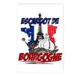 French Postcards (Package of 8)