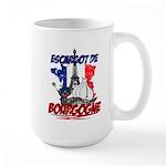 French Large Mug