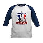 French Kids Baseball Jersey